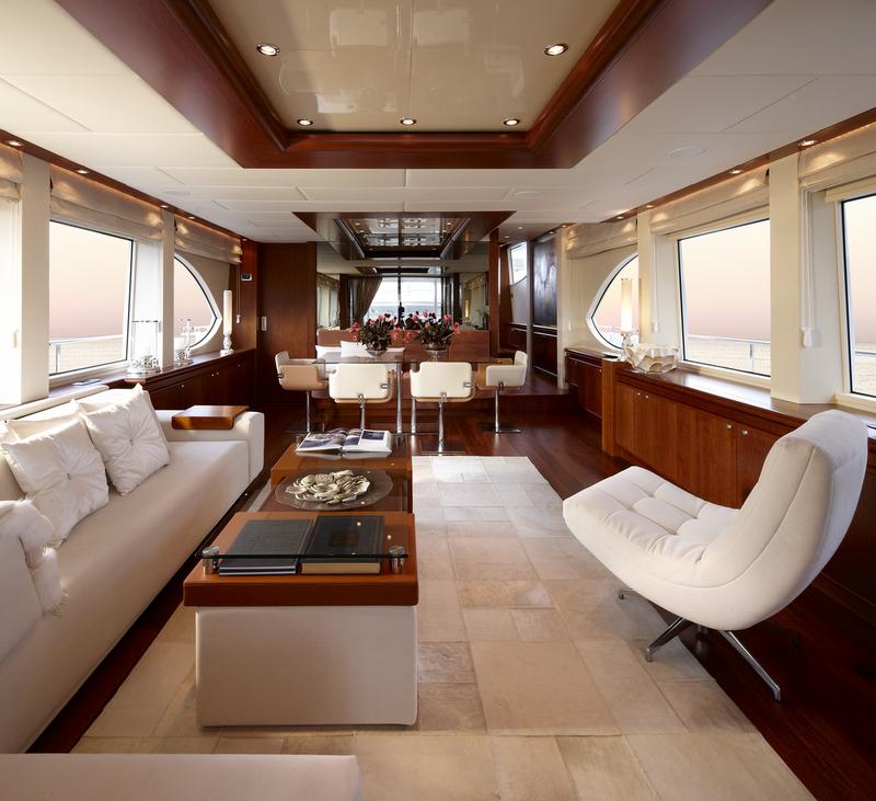 My Way Superyacht Interior Yacht Charter Amp Superyacht News