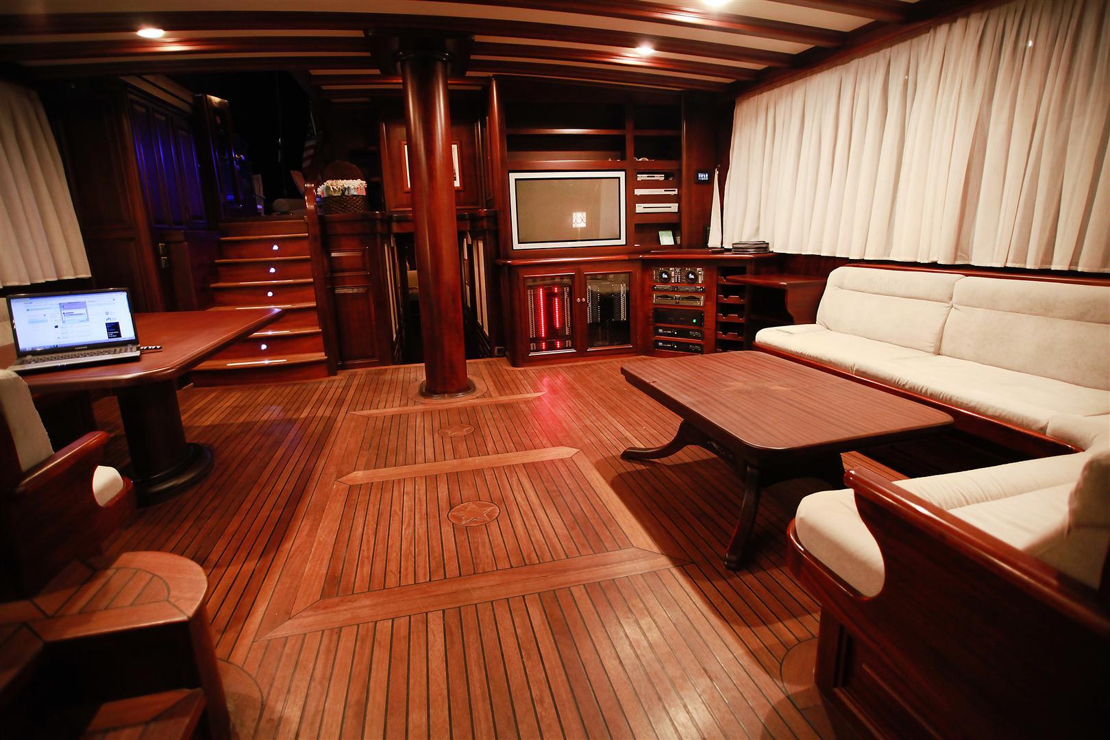 Turkish Charter Gulet Grande Mare Yacht Charter