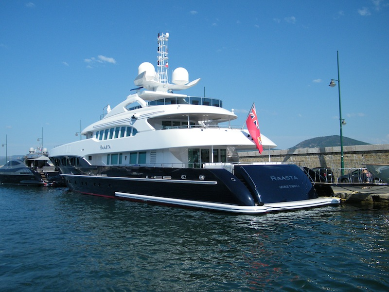 Luxury Motor Yacht Raasta Yacht Charter Amp Superyacht News