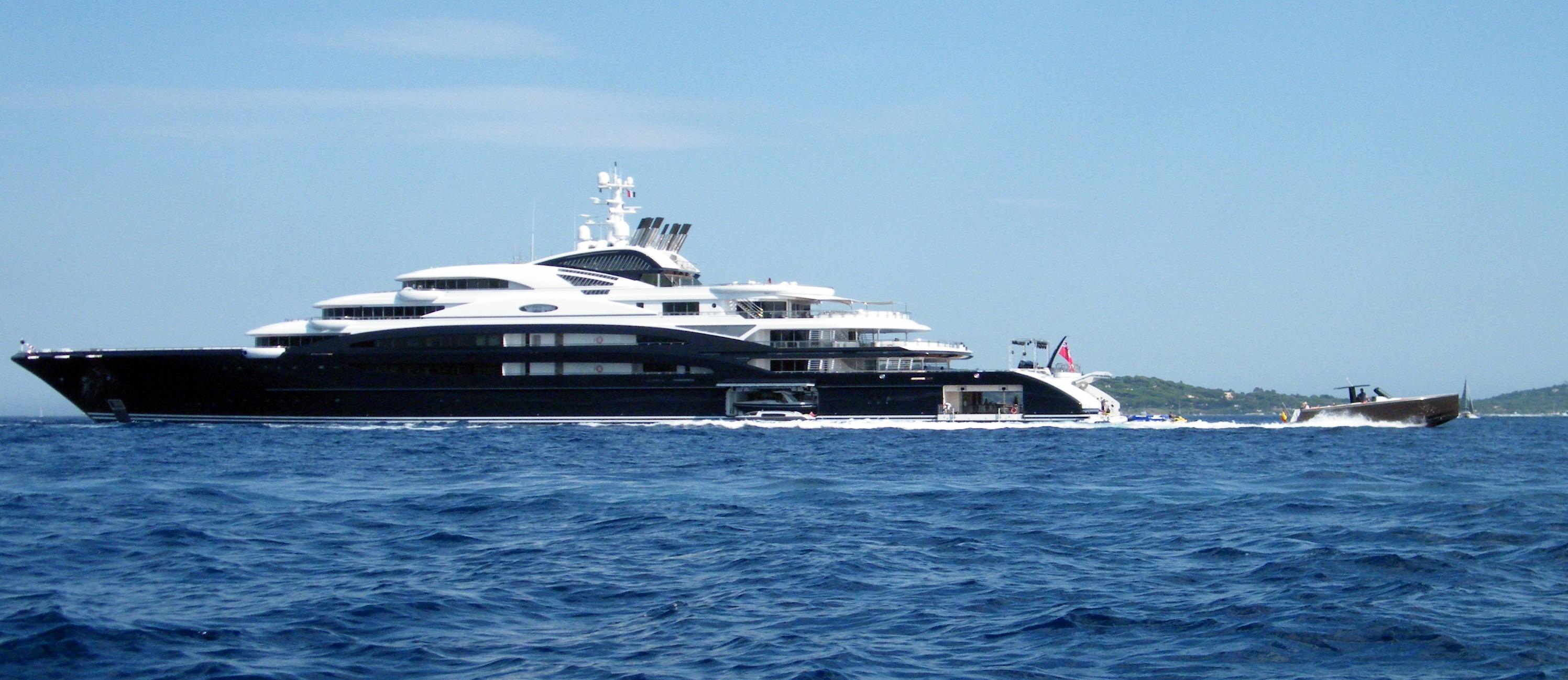Luxury Yacht Serene Yacht Charter Amp Superyacht News