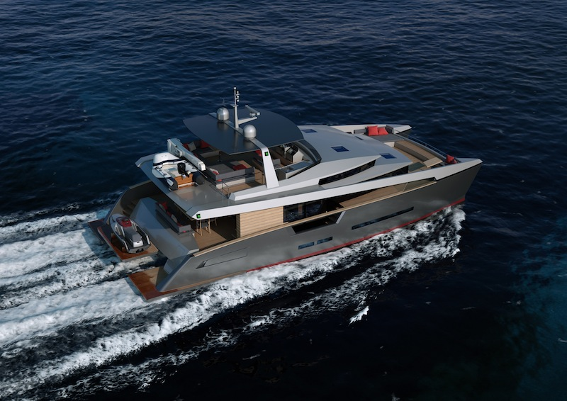 Aluminum Power Catamaran Plans Gilang Ayuninda