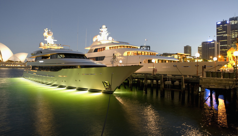 Australian Marine Safety Authority Yacht Charter