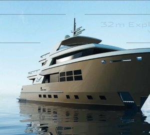 New Horizon RP102 RPH Yacht Concept Yacht Charter