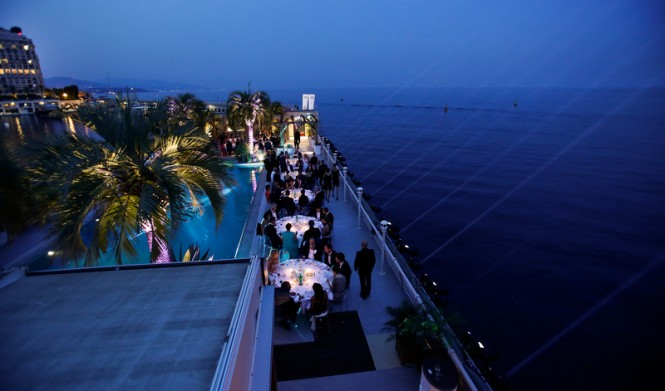 The World Premiere Of Motor Yacht MCY 86 By Monte Carlo