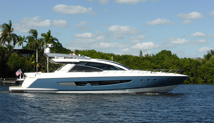 Alpha 87 Express Sportbridge Yacht By Cheoy Lee Yacht