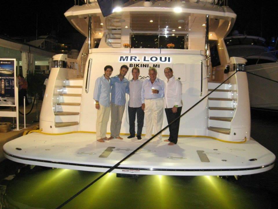 Superyacht Mr Loui Yacht Charter Amp Superyacht News