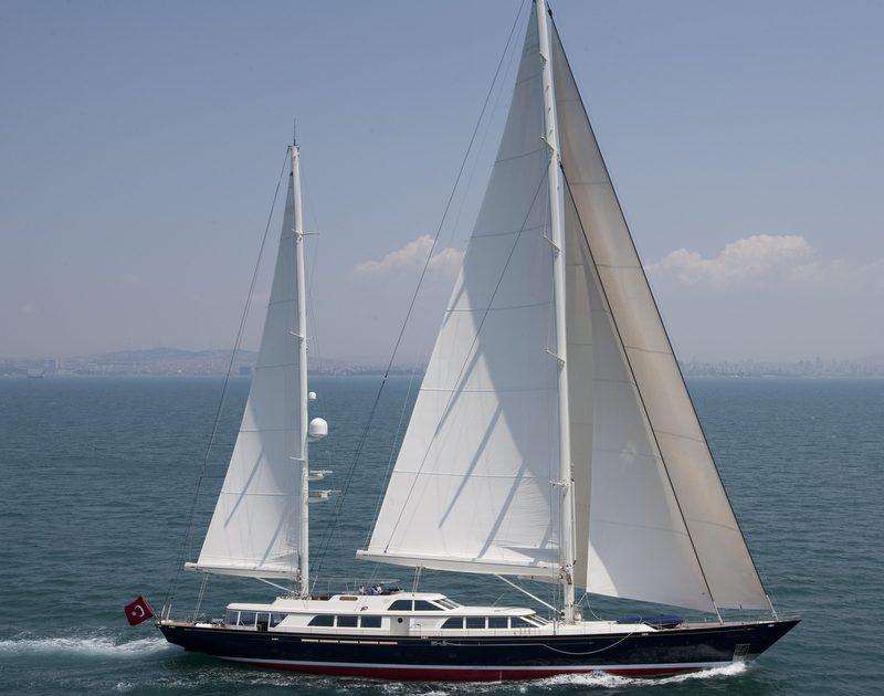 Superyacht Nazenin V Built By RMK Marine Yacht Charter