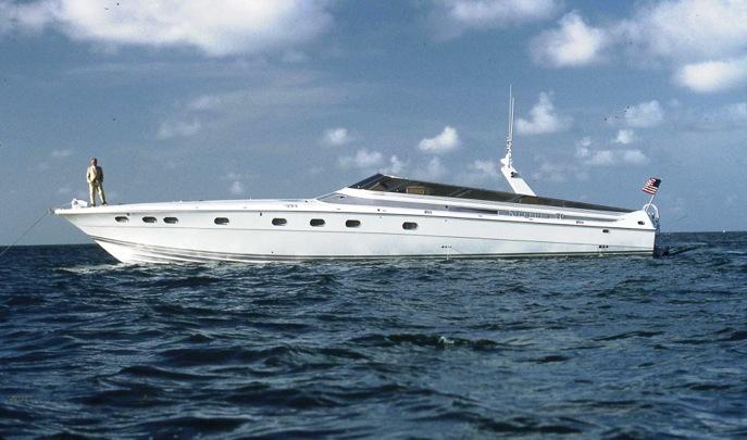 Luxury Motor Yacht Magnum 70 By Magnum Marine Yacht