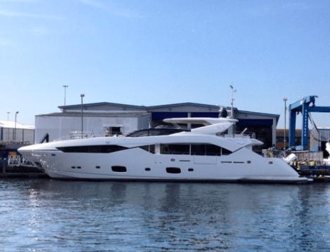 Sunseeker 101 Sport Yacht Luxury Yacht Charter