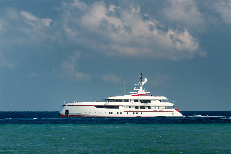 ISA 54M Superyacht Forever One Photo Credit To Paolo