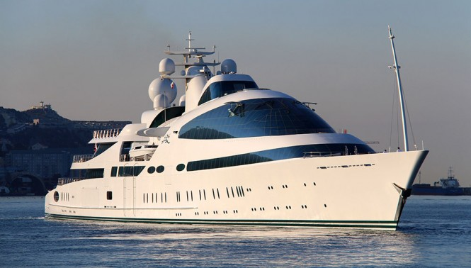 Top 10 Biggest Yachts Of The World Yacht Charter
