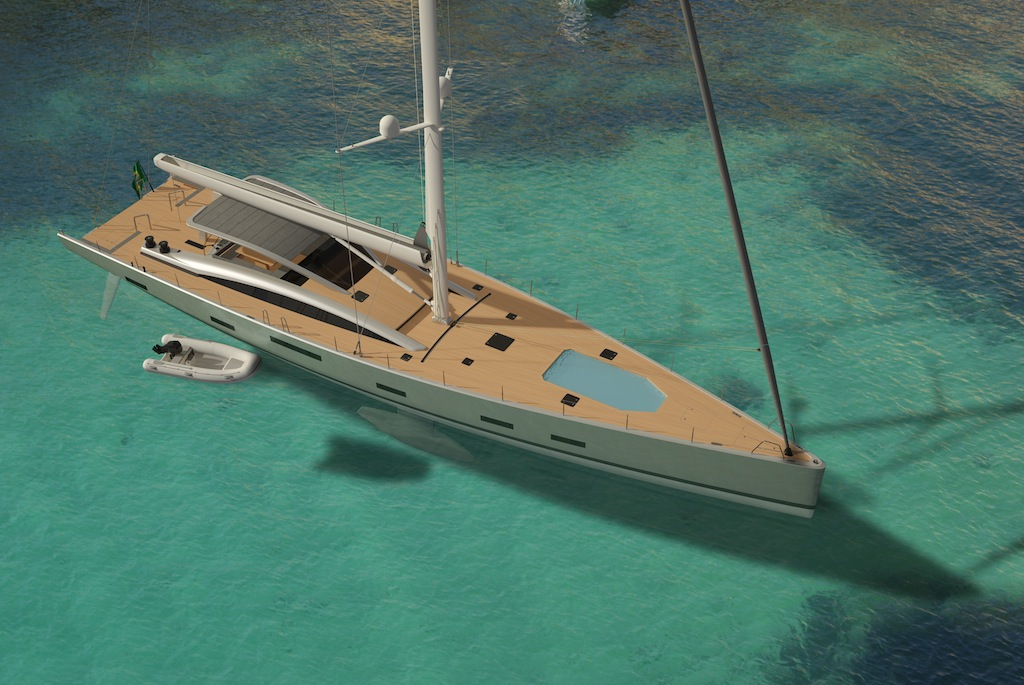 SILVER BULLET 100 Yacht Charter Amp Superyacht News