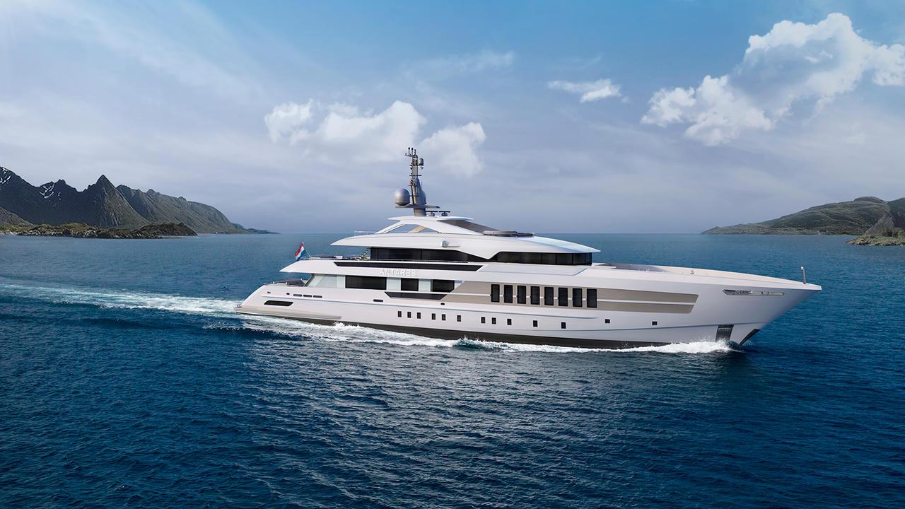 Van Oossanen Naval Architects Yacht Charter Amp Superyacht