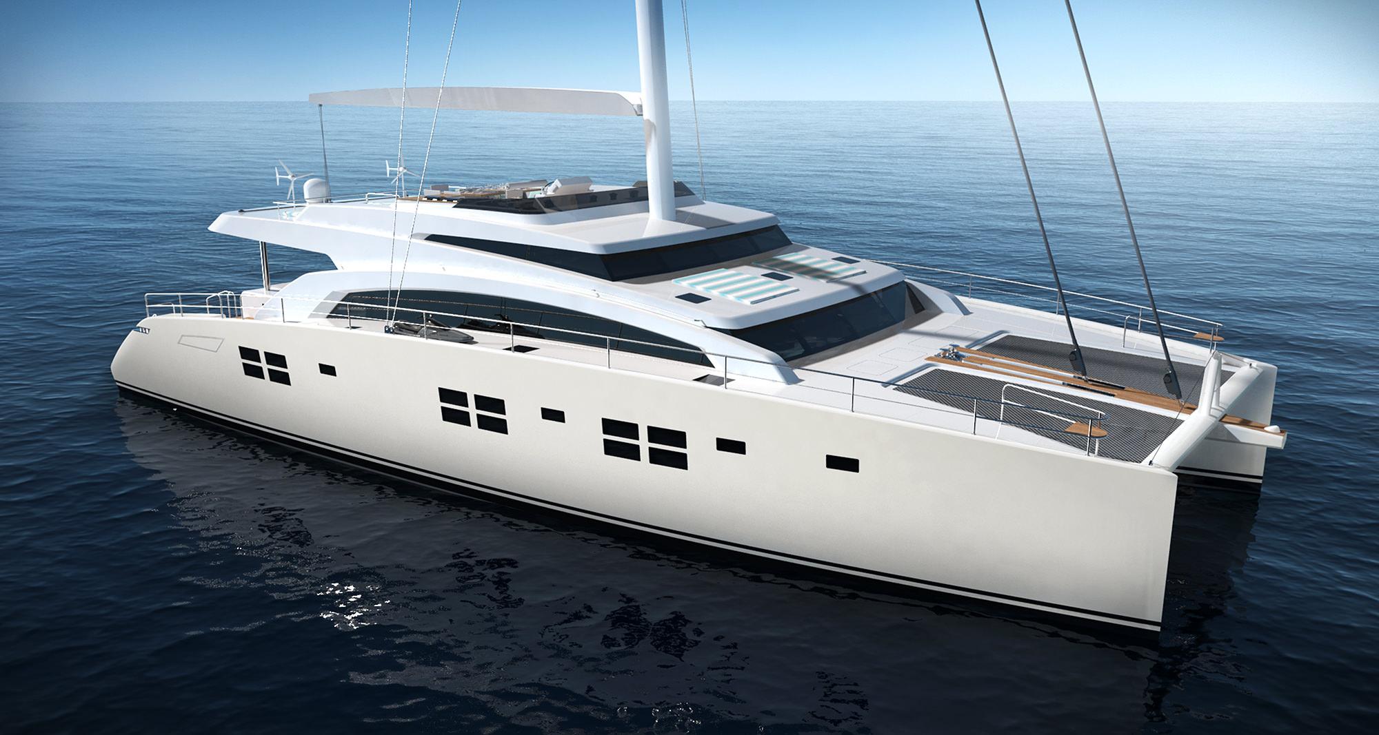 Sunreef Catamaran 88DD Yacht Charter Amp Superyacht News