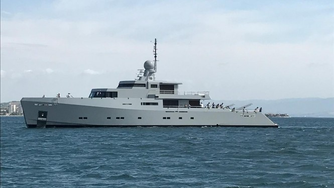 Tansu Yachts Launches Flagship MY Cyclone Yacht Charter