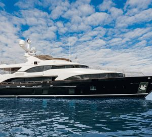 No Repositioning Fees For 50m Charter Yacht ZALIV III In