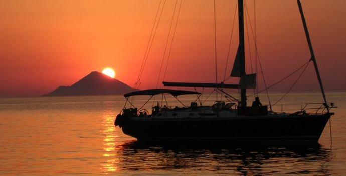 4 giorni in barca a vela