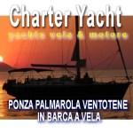 vacanze in barca PONZA PALMAROLA VENTOTENE IN BARCA A VELA
