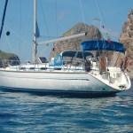 bavaria-42 charter a vela affitto barca