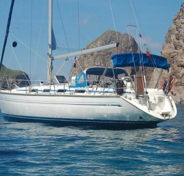 Week end isole Pontine con Bavaria 42