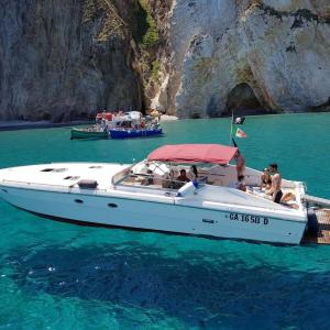 Weekend a Ponza affitto Yacht