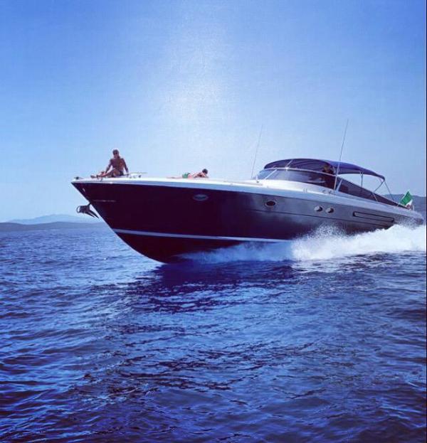 Affitto Yacht Circeo Itama 54