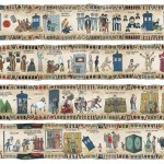 Dr Who Bayeaux Tapestry