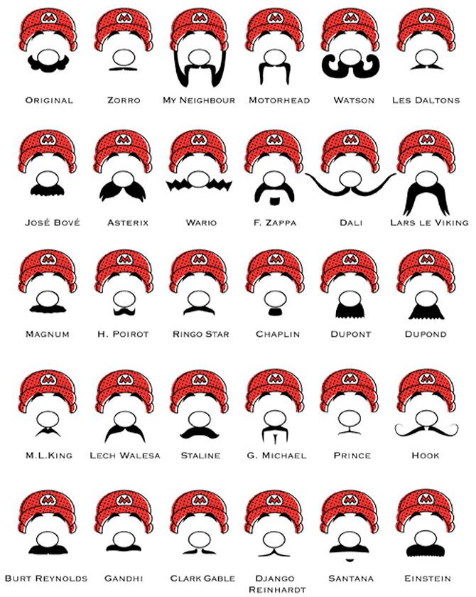 mario-moustaches