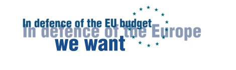 In Defence of Europe, In Defence of the EU Budget
