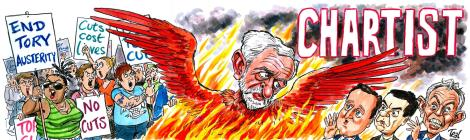 Chartist statement on Labour's Leadership
