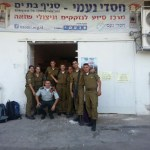 Volunteering in Bat Yam - israel