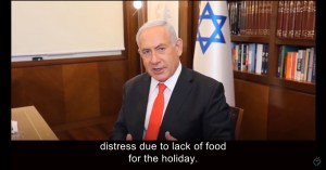 The PM of Israel met with ´Chasdei Naomi´ and other aid organizations