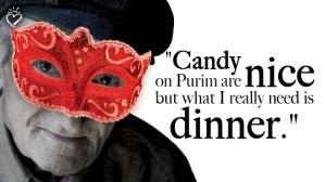 sweets on purim