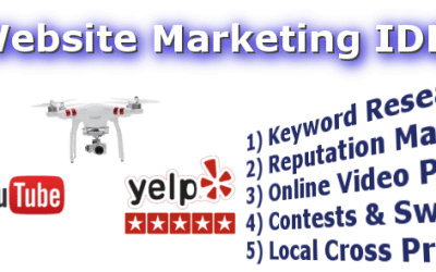 TOP 10 Website & Online Marketing IDEAS for 2018