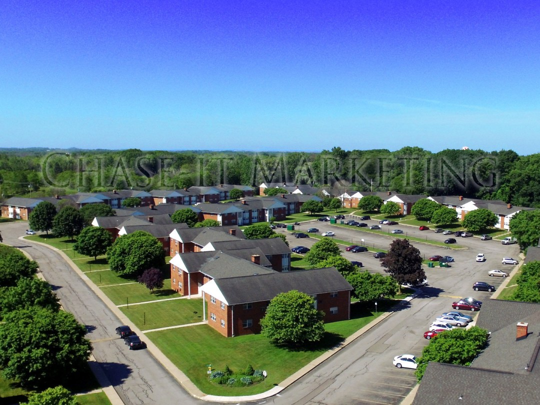 Chase-It Marketing provides Apartment Community Websites - Traditional & Aerial Video