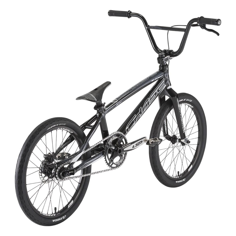 THE Mini//Junior BMX Racing Seat /& Post Gray /& Black 20.4