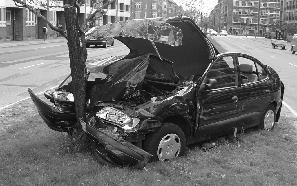Car accident changed my career