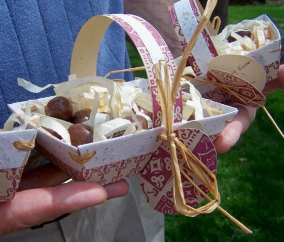 Biodegradeable Easter Basket