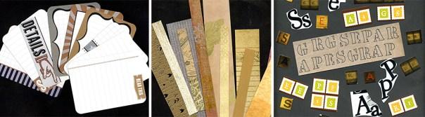 paper crafting materials