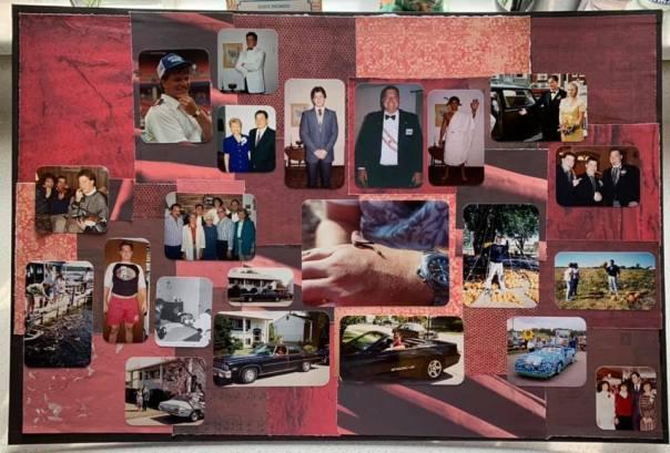 Larry's photo board #2