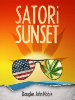 Satori Sunset by Douglas John Noble