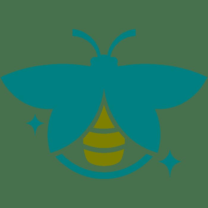 Chasing Bugs Firefly logo