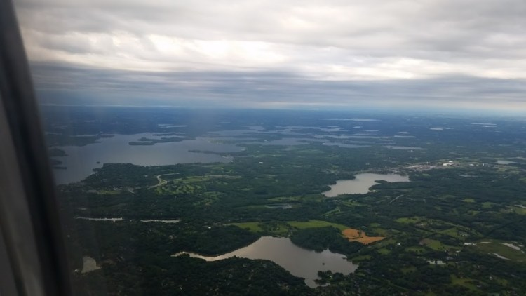 Minnesota is the land of 10,000 lakes... or so they say