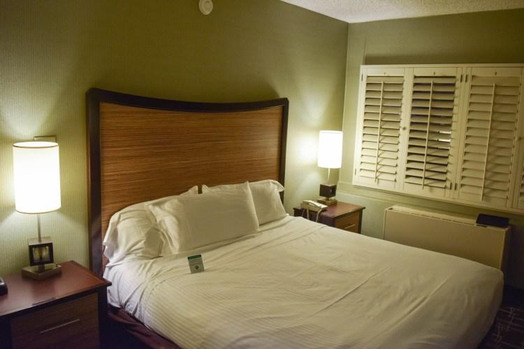 Freemont Hotel Room