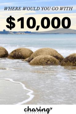 $10,000 New Zealand