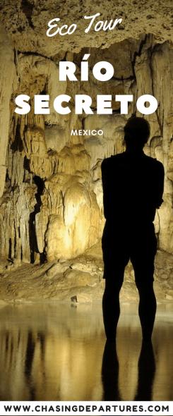 Rio Secreto Underground River Cave Tour in Riviera Maya