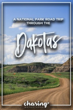 dakotas national park road trip 1