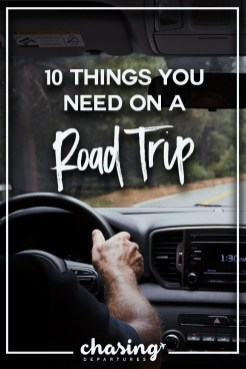 things you need road trip 3