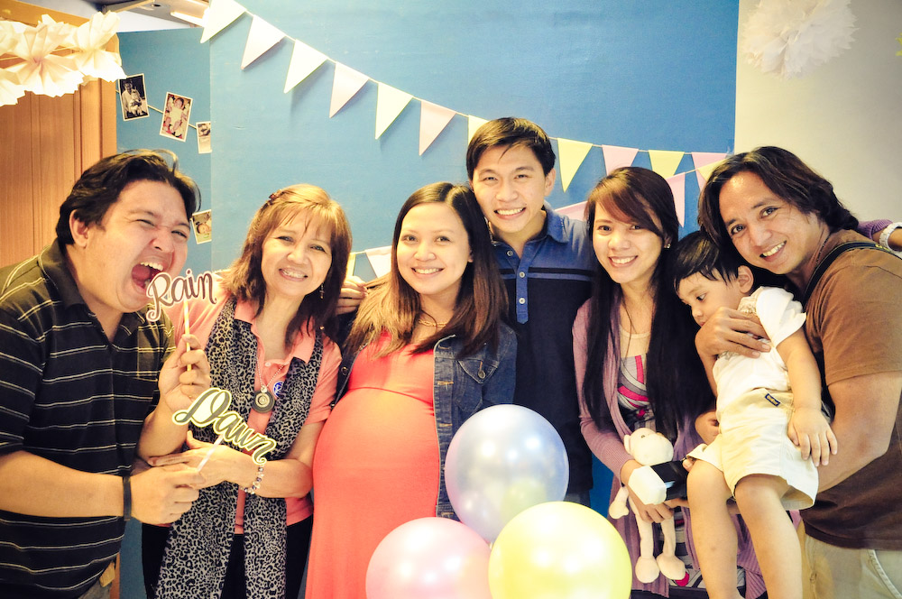 Our Baby Shower Part 2 Party People And A Diy Photobooth