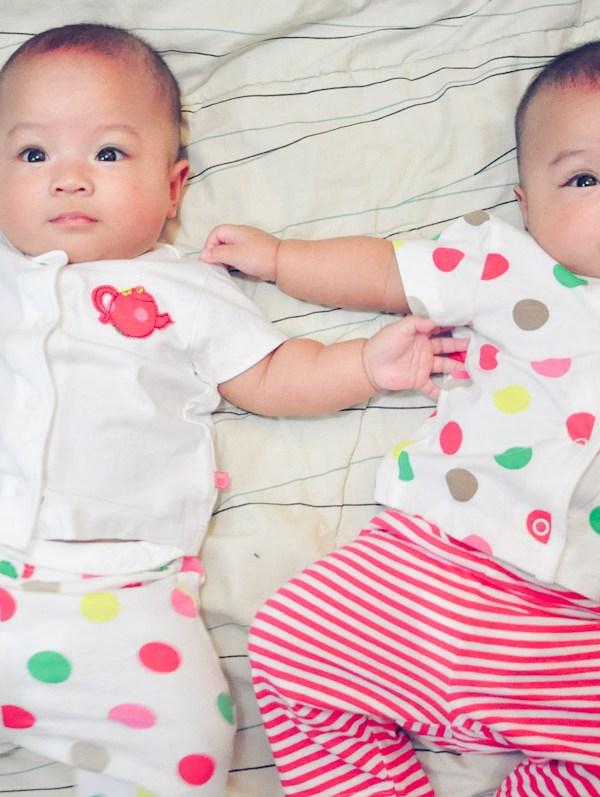Polka dots & stripes and happy Saturdays